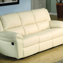 Contemporary Reclining Sofa Leather Florida Corner Bed Reviews Baxtor Faux Set