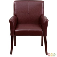 Serta Office Chair 10 Year Warranty Gci Outdoor Recliner Urban Home Interior Burgundy Leather Executive Side Or Reception Assembly Instructions