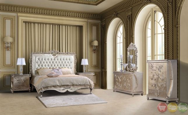 classic style button tufted queen size