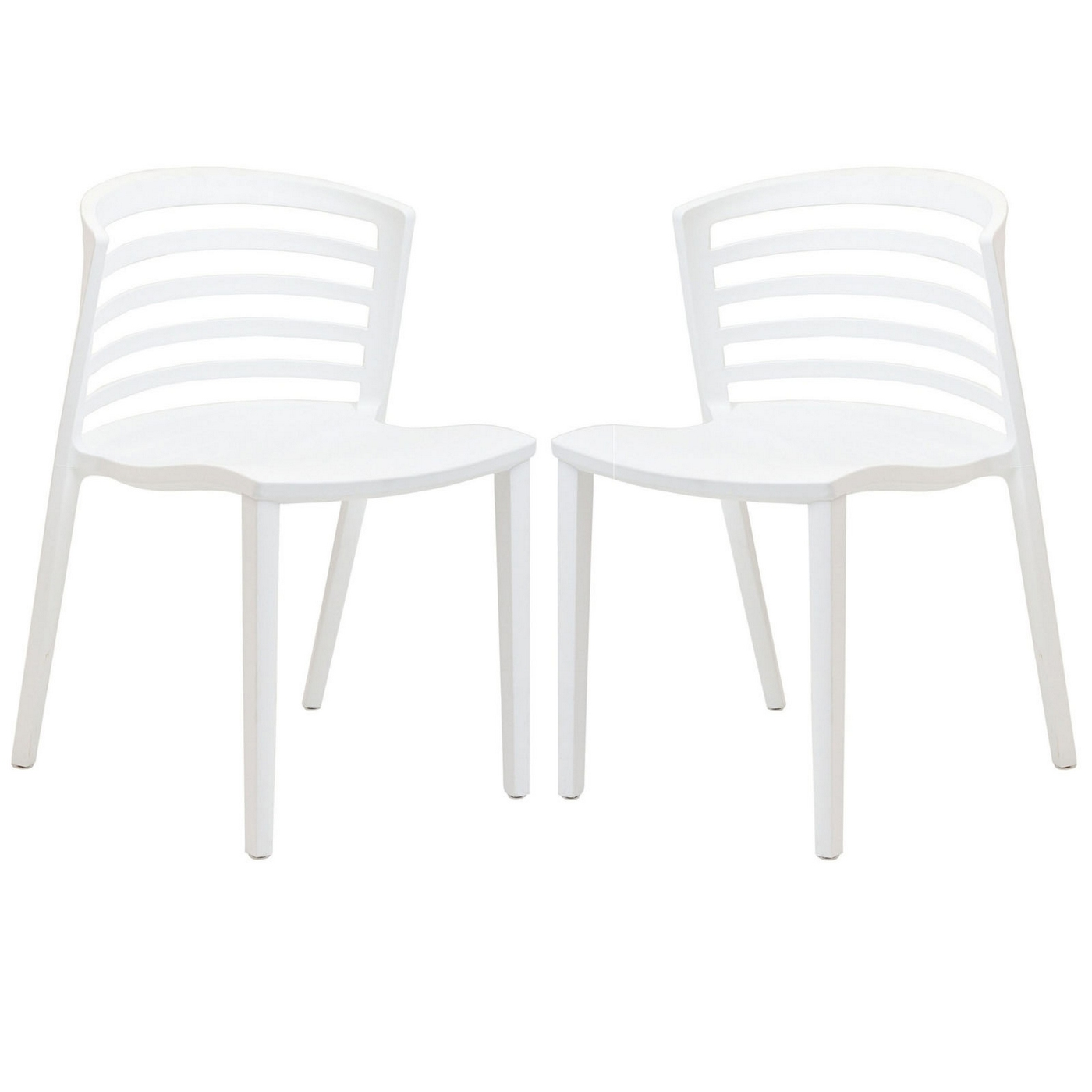 white stacking chairs plastic chair covers and linens set of 2 curvy contemporary stackable molded