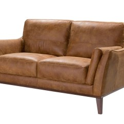 Top Grain Leather Sofa Set Beds Living Room Furniture Durante Contemporary Italian In