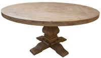 Mahogany Round Dining Table | Florence Dining Table