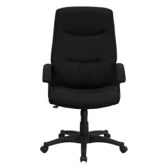 Fabric For Office Chair Upholstery Director Chairs Sale High Back Black Executive Swivel Bt