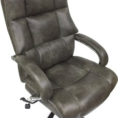 Big And Tall Desk Chairs Hammock Style Chair Horizon Heavy Duty Office Ash Grey 500 Lb Details About Capacity
