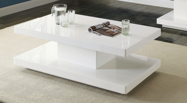 ifama contemporary coffee table in