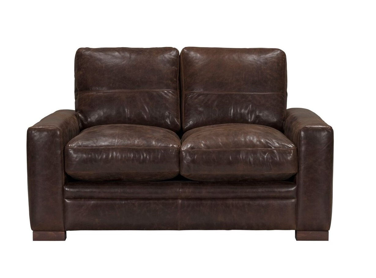 martino leather sofa san antonio modern italian top grain set in