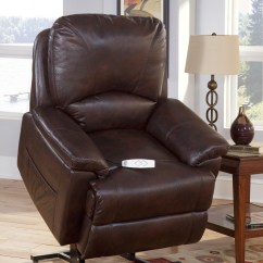 Wall Hugger Recliner Chair Sun Lounge Chairs Target Serta Comfortlift Mystic Brown Reclining Lift With Backup Battery