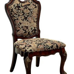 Elegant Dining Room Chairs Baby High Chair India Opulent Traditional Style Formal Furniture Set