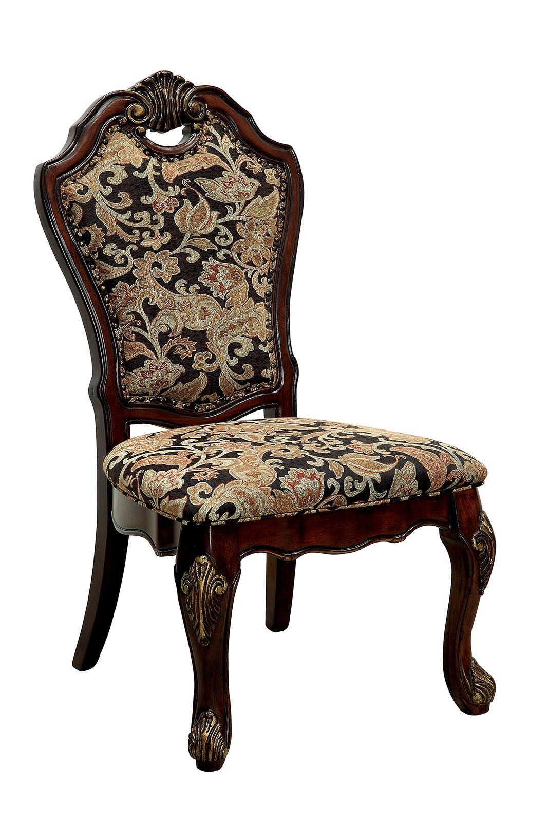 Room Chairs Opulent Traditional Style Formal Dining Room Furniture Set