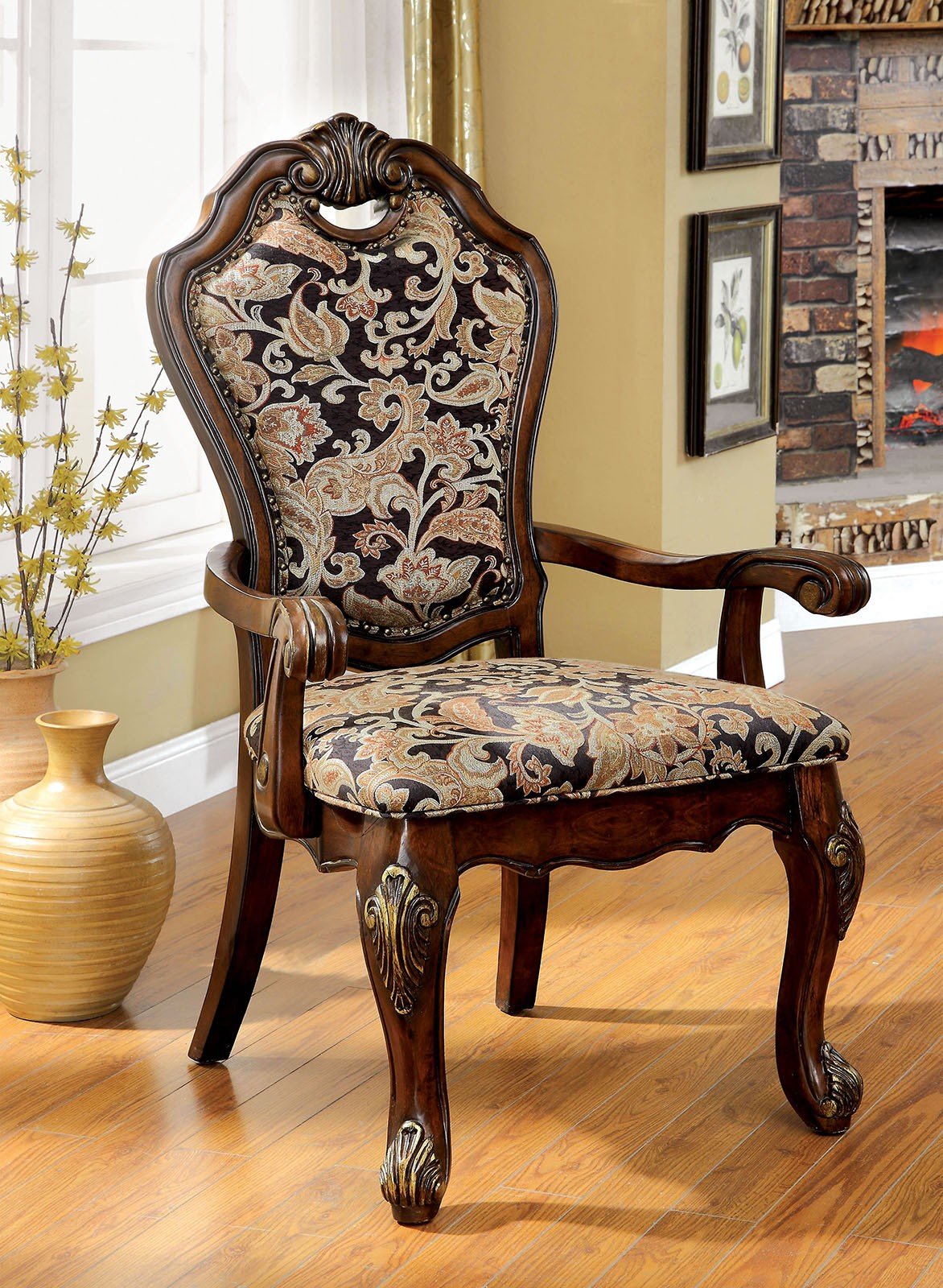 Traditional Dining Room Chairs Opulent Traditional Style Formal Dining Room Furniture Set
