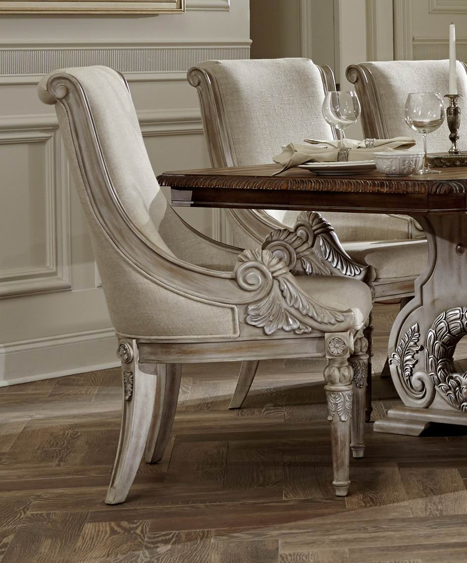 White Wash Wood Dining Table White Wash Dining Room