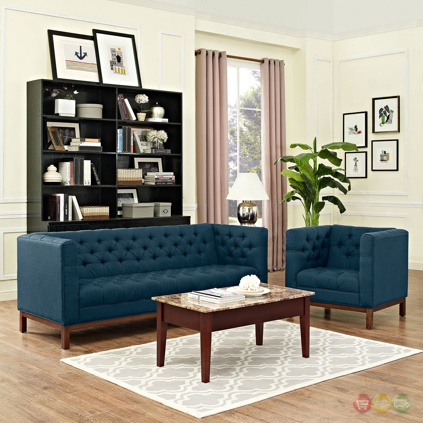 panache sofa set gray sectional microfiber mid century modern 2pc upholstered and armchair