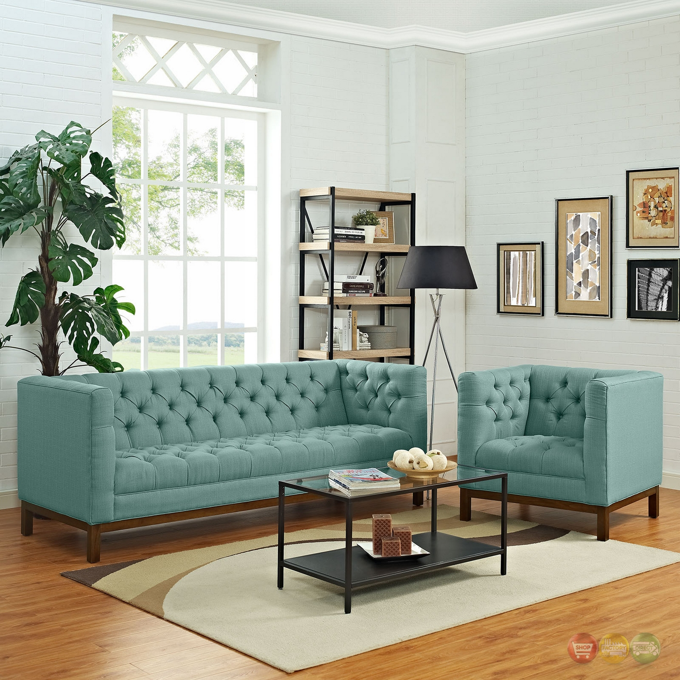 panache sofa set lazy boy recliners reviews mid century modern 2pc upholstered and armchair