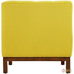 Panache Sofa Set Kids Flip Out Mid Century Modern 2pc Upholstered And Armchair