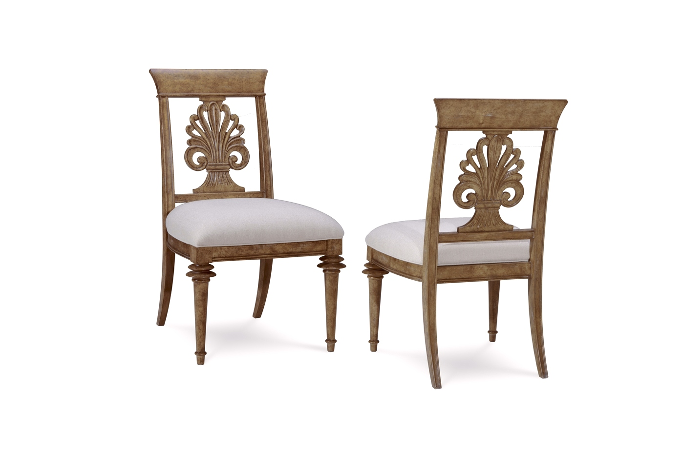 cheap pine dining chairs bariatric lift chair set of 2 pavilion carved back coastal side
