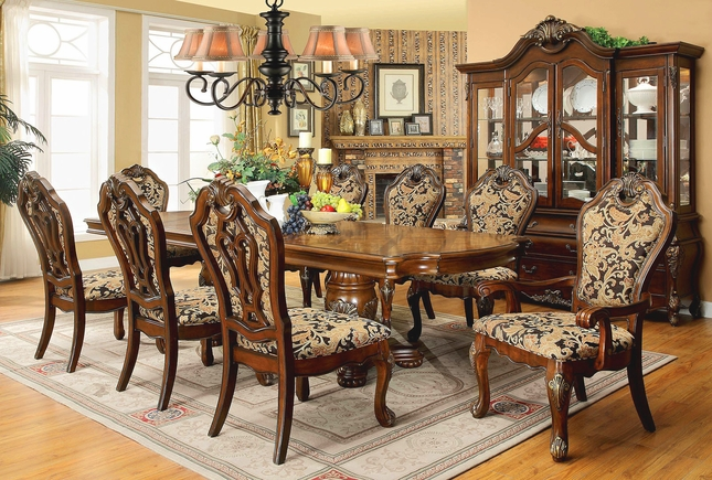 traditional style living room of satoshi tax implications opulent formal dining furniture set