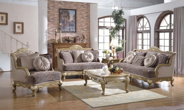 formal living room sofa queen bed in ideas traditional victorian love seat set exposed wood accent pillow back