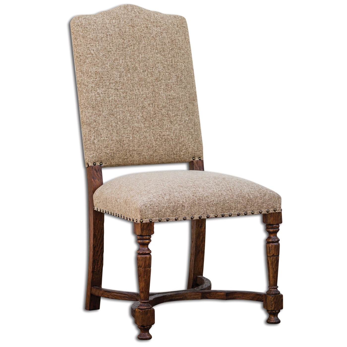 wood frame accent chairs grey leather swivel chair pierson neutral linen solid 23623