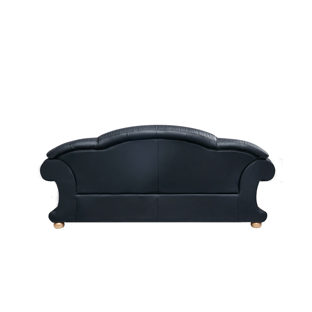 parker sofa and loveseat sofascore livescore today black leather sleeper | tufted