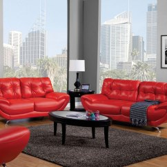 Sofa Designs In Red Colour Score Icu Pdf Volos Modern Living Room Set With Rounded Edges Sm6082