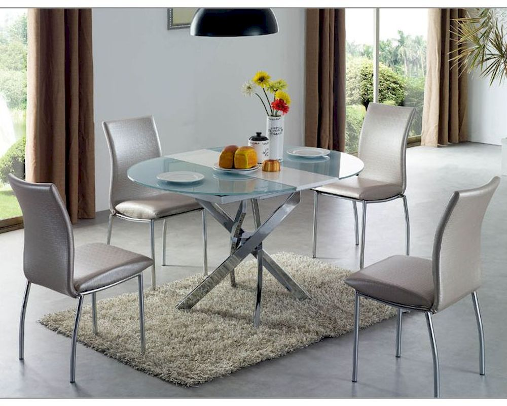 Dining Room Set w Round Table 332303SET
