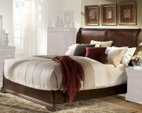 Homelegance Sleigh Bed Karla EL1740BED