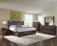 Najarian Furniture Contemporary Bedroom Set Studio NA