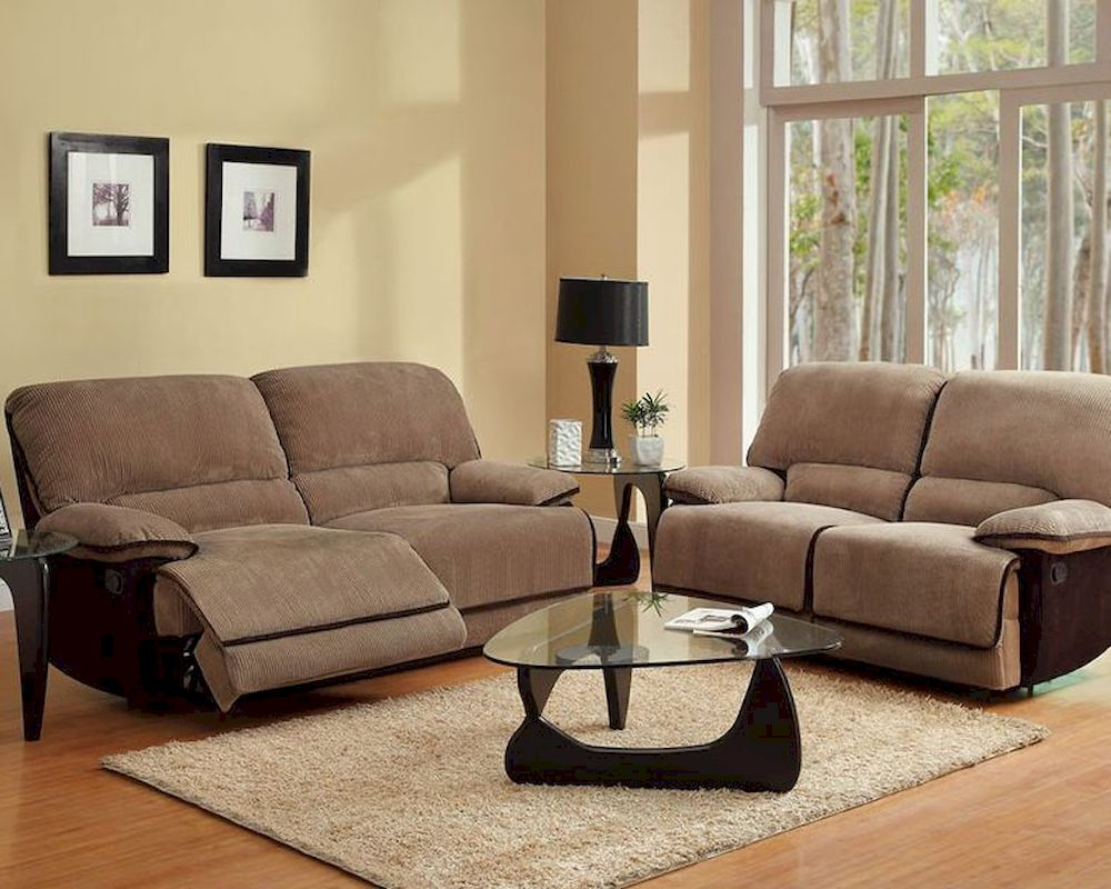 Reclining Sofa Set Grantham by Homelegance EL9717SET