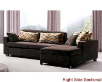 Sectional Sofa Set with Sleeper Sofa and Storage Chaise ...