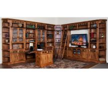 Sunny Design Wall Unit Library