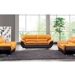 Sofa Mart Leather Chairs Malaysia Review Two Tone Set European Design 33ss221