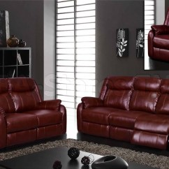 3pc Recliner Sofa Set Max Home Reviews Global Furniture Burgundy Reclining Sofa, ...