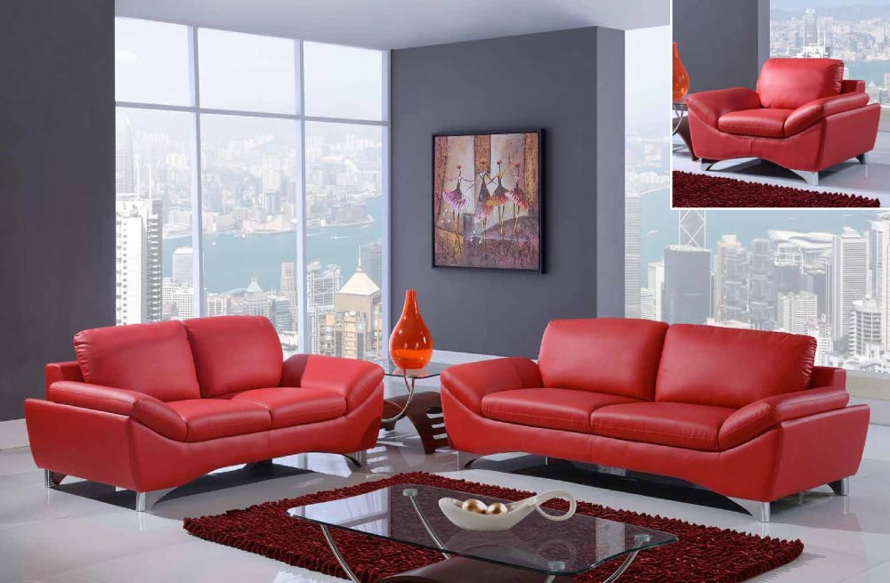 red living room sets cool global furniture ur7140 r natalie sofa loveseat and chair