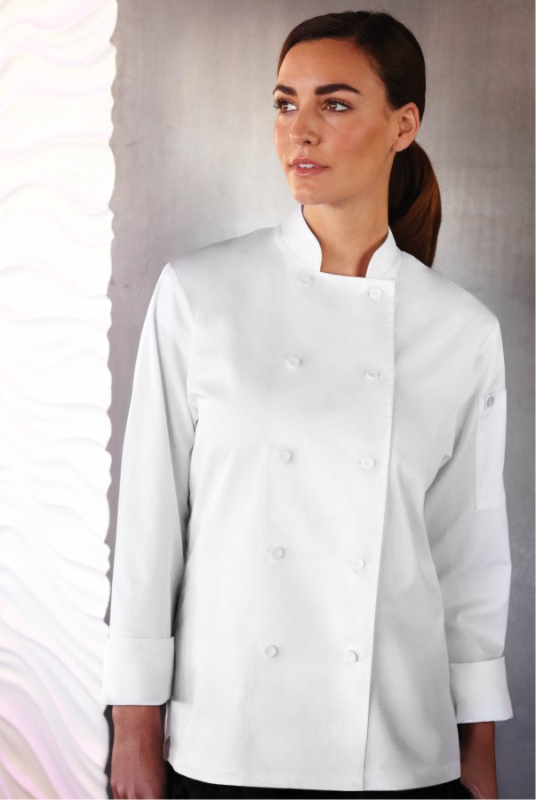 Light Weight Chef Jacket for Women