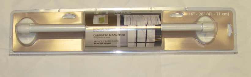 magnetic curtain rods thecurtainshop com
