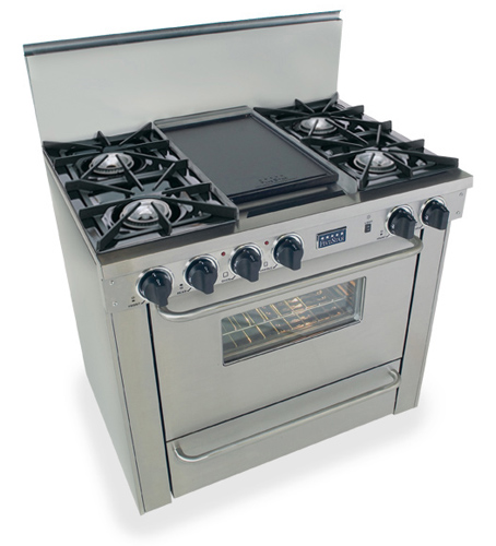 Residential Electric Range