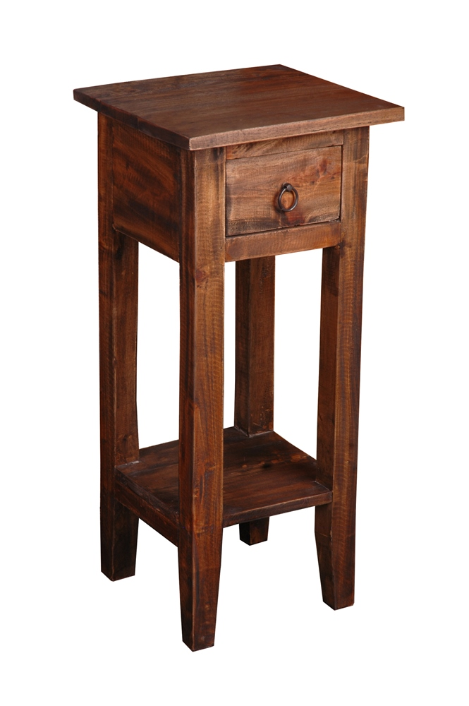 Sunset Trading  Cottage Narrow Side Table  CCTAB1792SRW