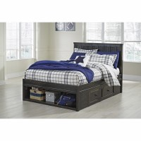 Signature Design by Ashley - Jaysom Twin Storage Bed