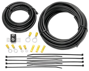 Brake Control Wiring Kit for 3-4 Axle Trailers with Brakes