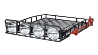 FJ Cruiser Baja Rack Light Bar