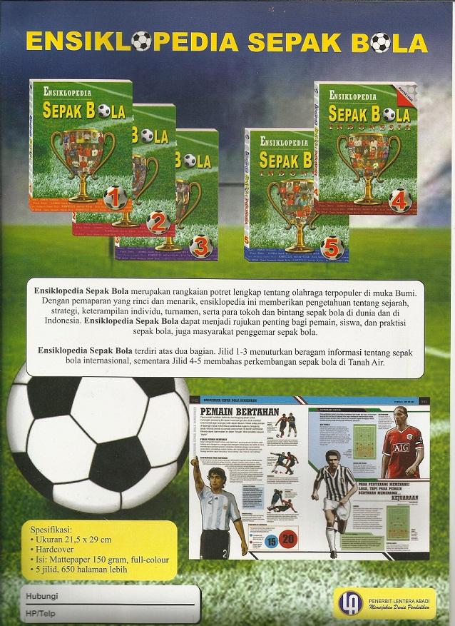 Sejarah Sepak Bola Indonesia Lengkap : sejarah, sepak, indonesia, lengkap, ENSIKLOPEDIA, SEPAK, ENCYCLOPEDIA, SEGERA, TERBIT, LENTERA, ABADI, PRESS