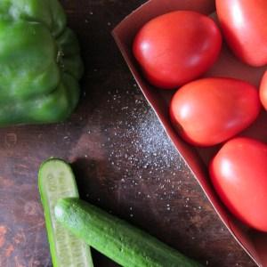 easy summer gazpacho