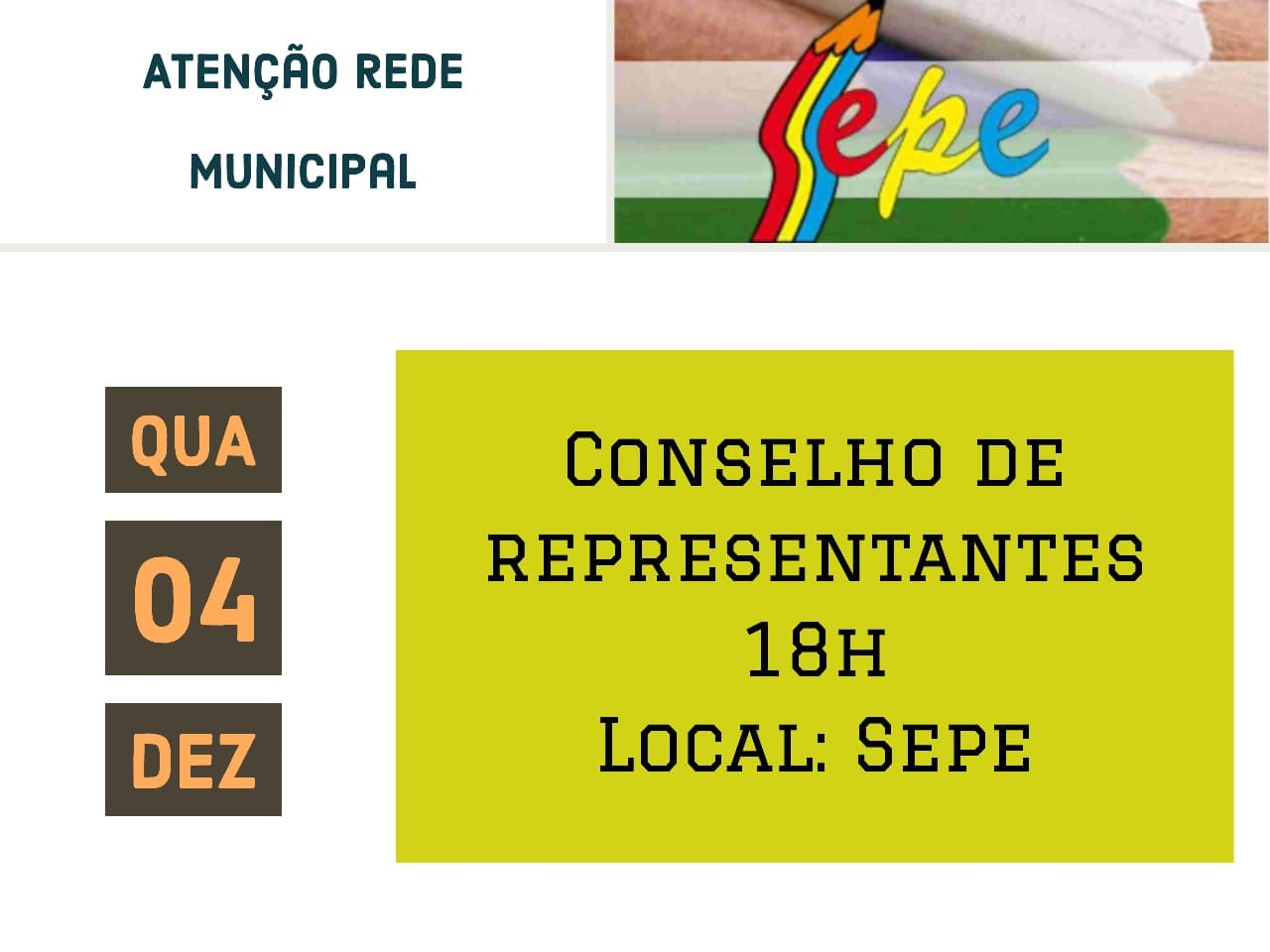 Rede Municipal – CR