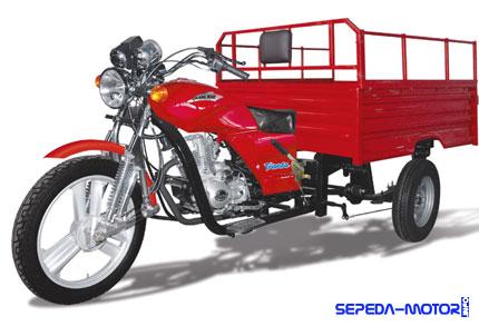 Daftar Harga Sepeda Motor Roda Tiga  Viar Tossa dan