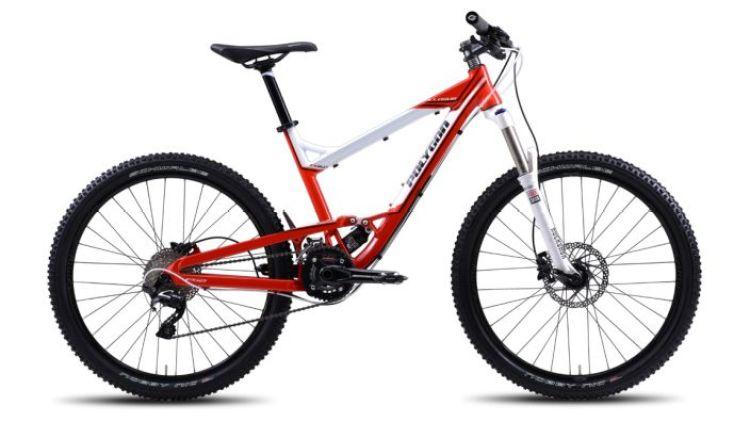 Sepeda Gunung Polygon Collosus TX2.0