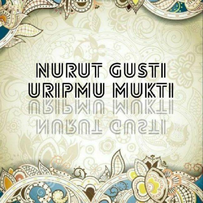 Contoh Kata-kata Motivasi Bahasa Jawa