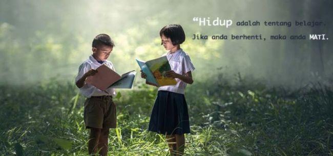 Contoh Kata-kata Motivasi Belajar