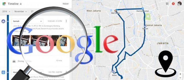 Cara Melacak No HP lewat Google Maps