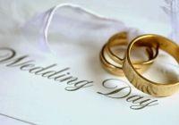 Hukum Menikah