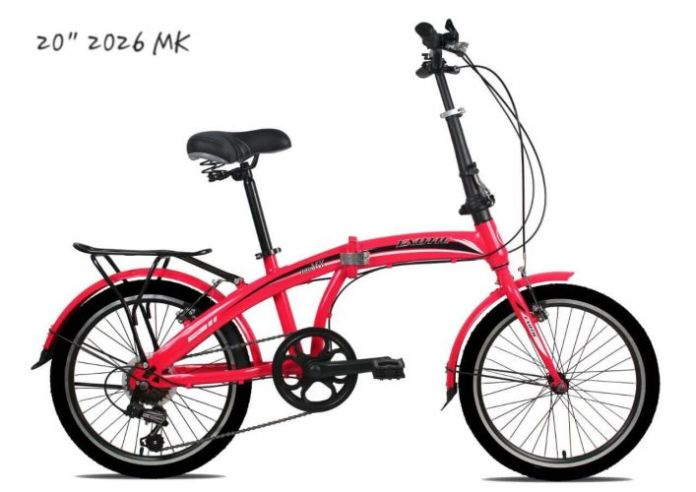 Harga Sepeda Lipat Exotic